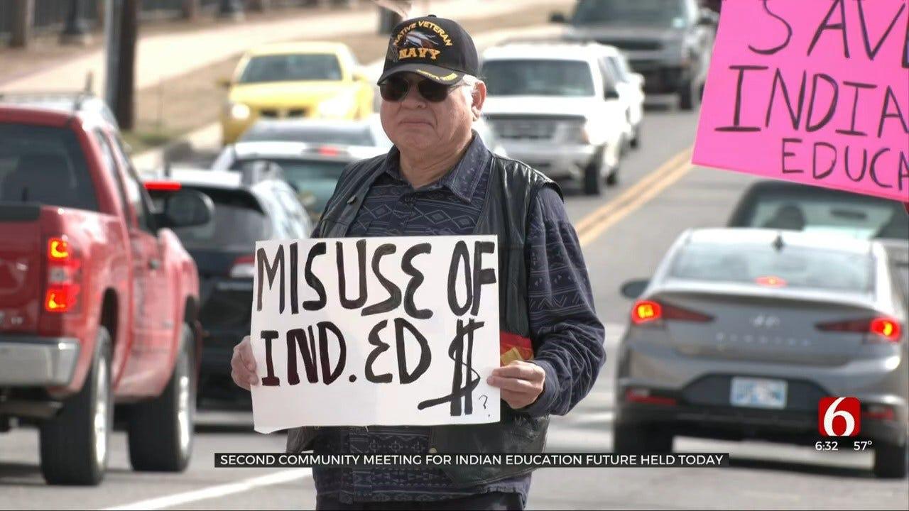 Tulsa Public Schools Restructuring Native American Education Program Prompts Pushback