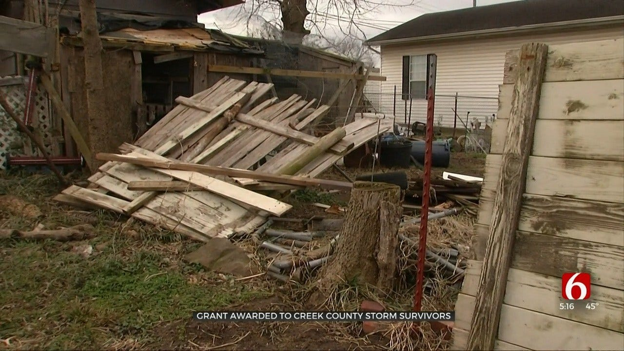 Creek County Residents Still Recovering After 2019 Storms