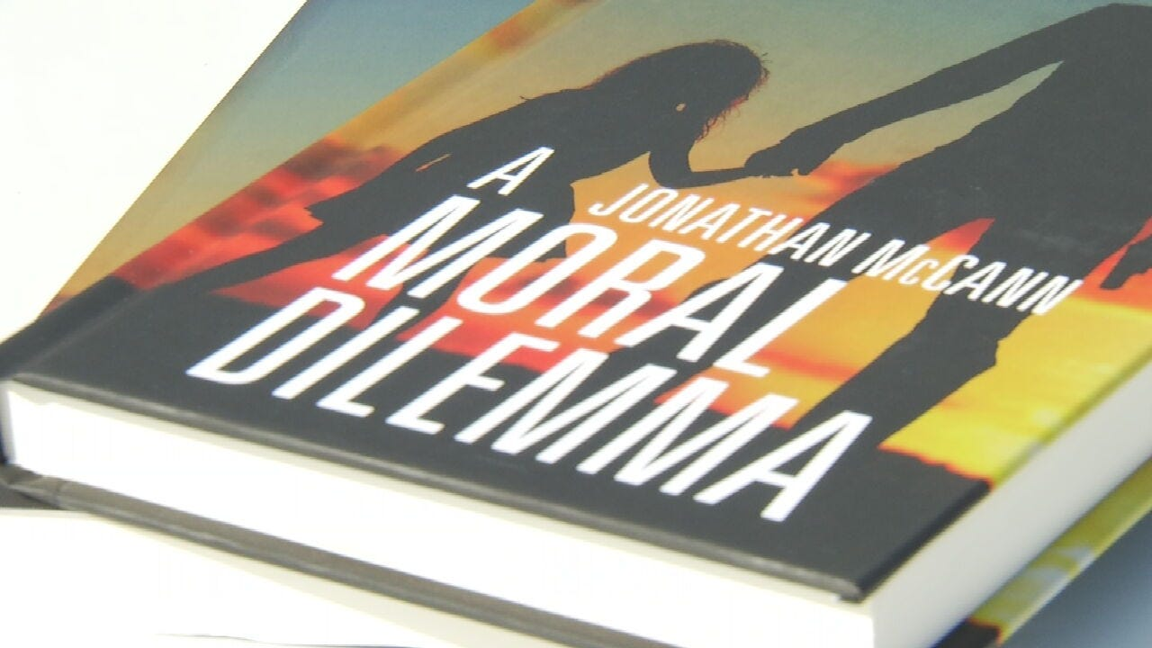 Tulsa Police Officer To Release Murder-Mystery Book