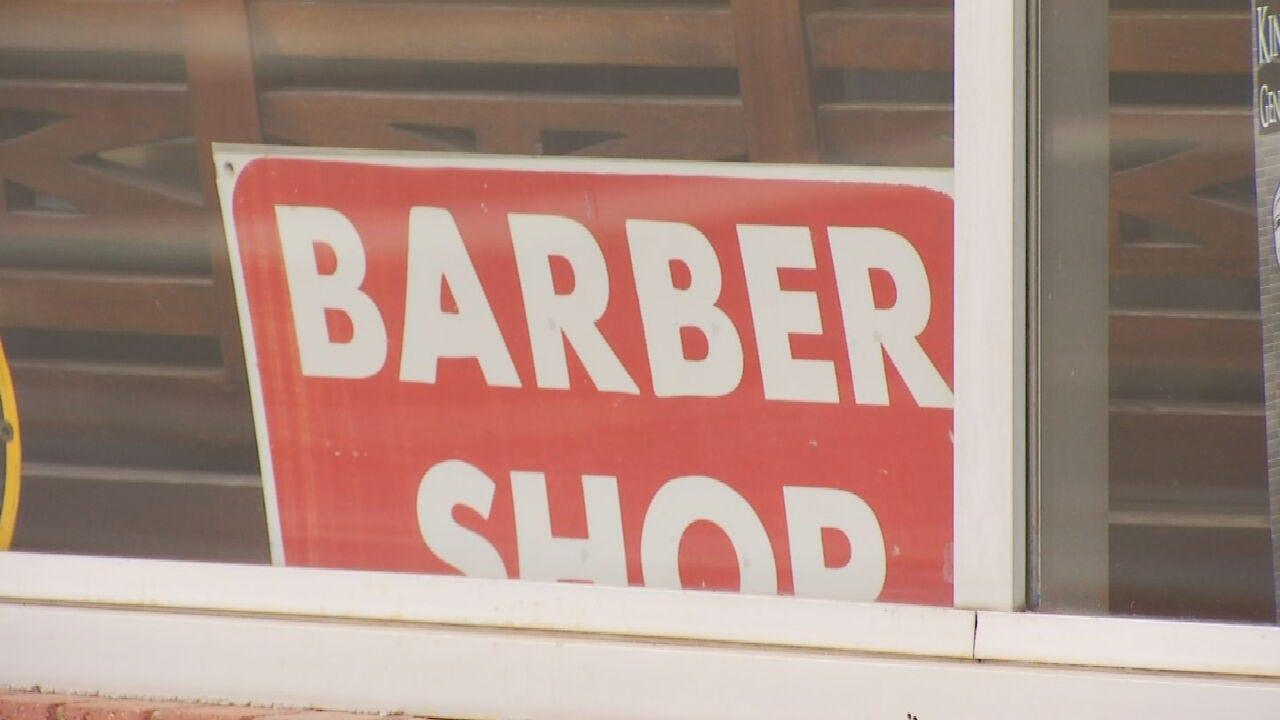 Woman Asked To Leave Ponca City Barbershop
