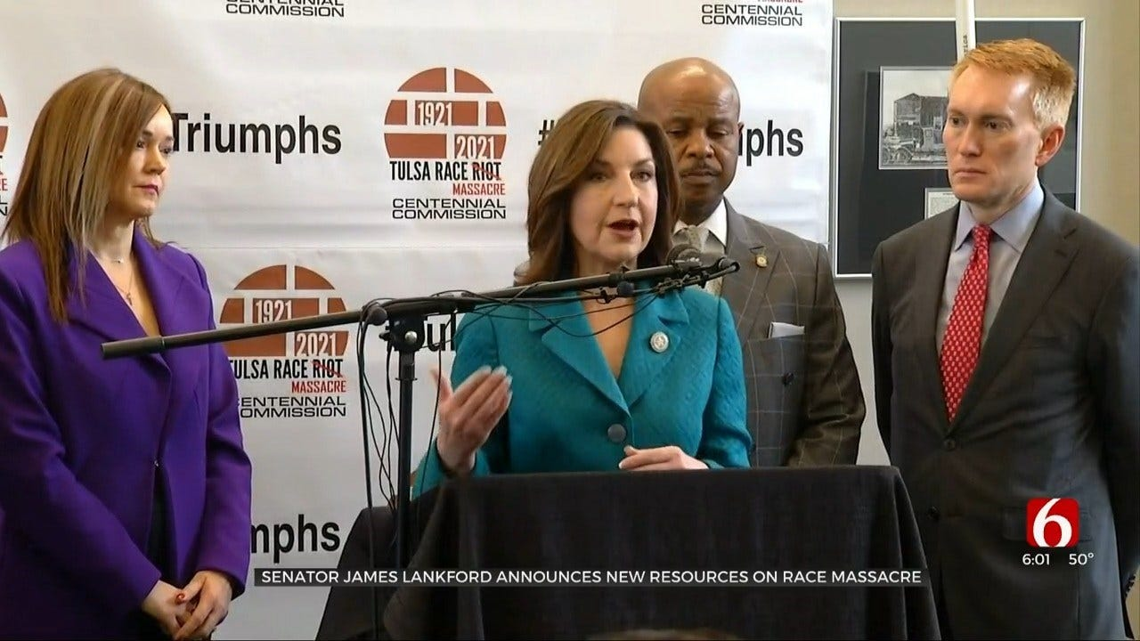 Oklahoma Leaders Discuss Changes To Teaching 1921 Race Massacre In Schools