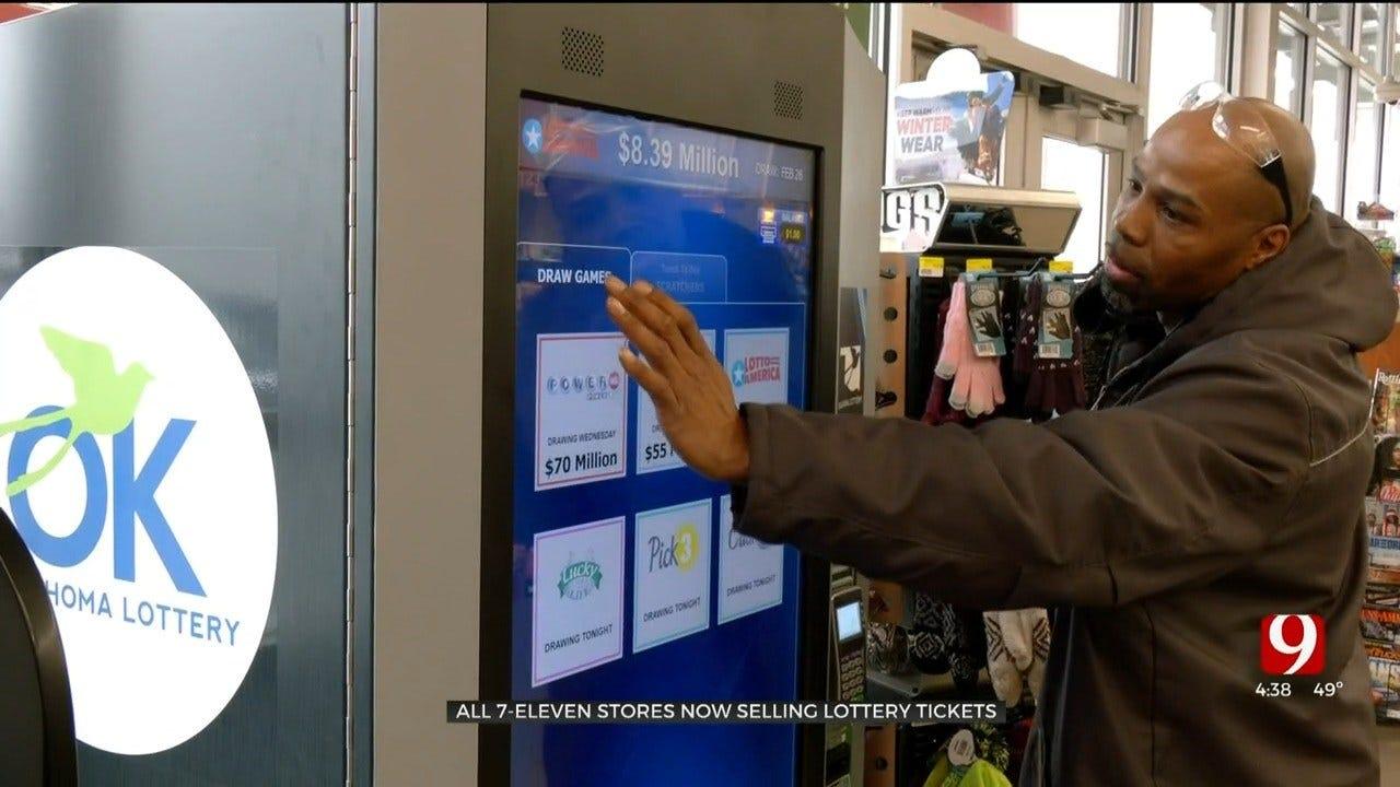 Self-Serve Lottery Kiosks Highlight New 7-Eleven Offering
