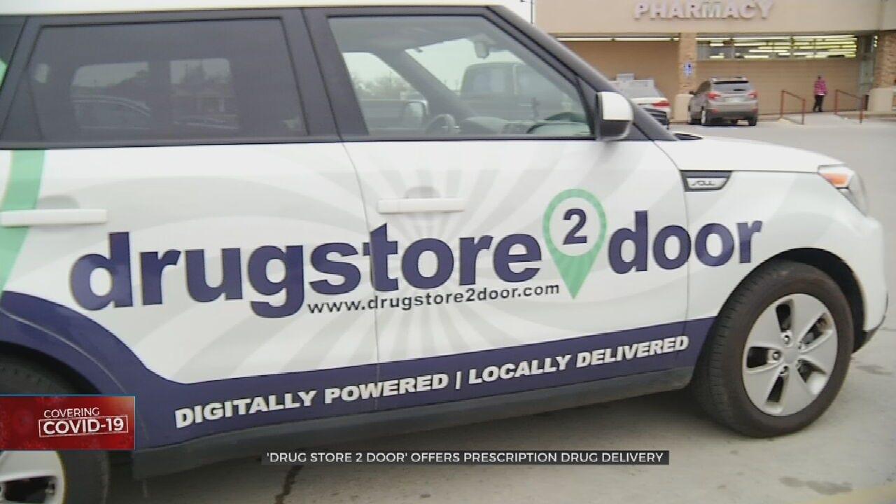 Delivery Service Brings Prescriptions To Your Door