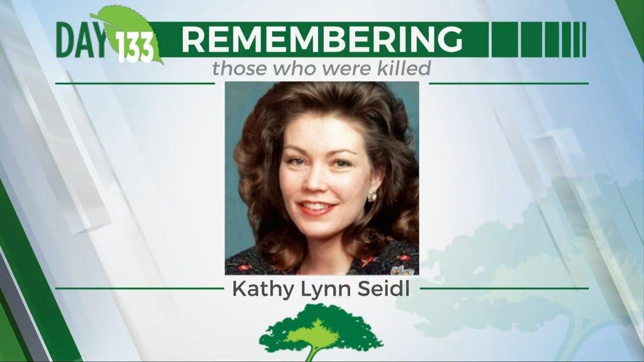 168 Day Campaign: Kathy Lynn Seidl