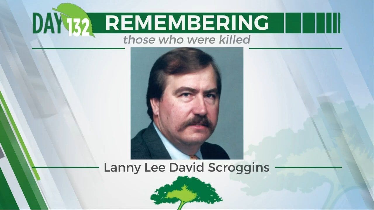 168 Day Campaign: Lanny Lee David Scroggins