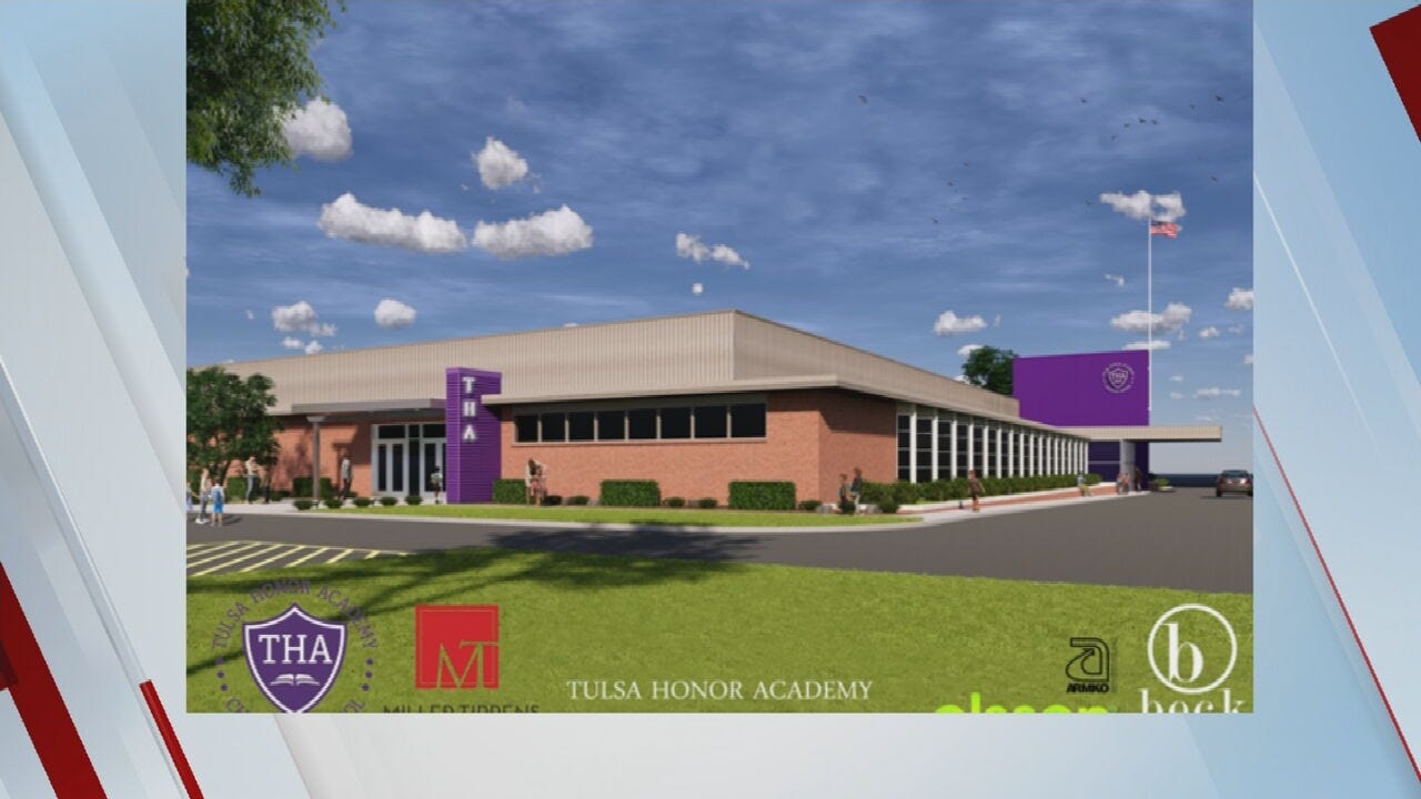 Tulsa Honor Academy Announces High School Moving To New Building