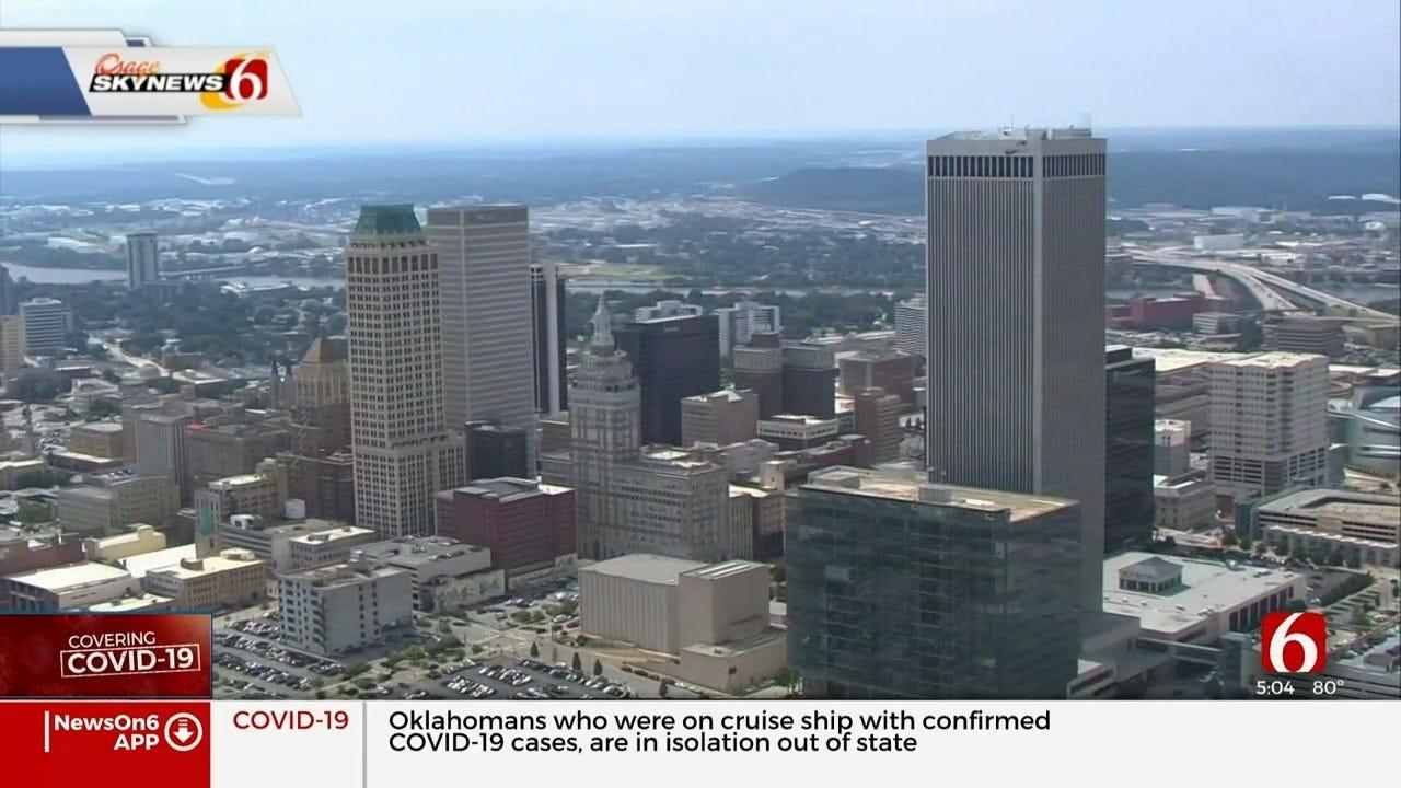 Tulsa Regional Chamber Says Virus Scare May Impact Economy