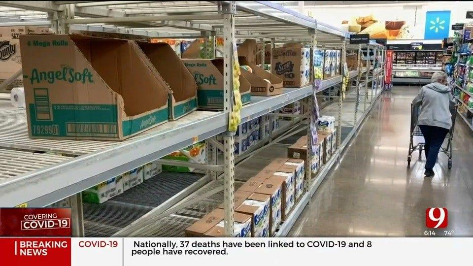Science Behind Bulk Buying In Wake Of Coronavirus (COVID-19)