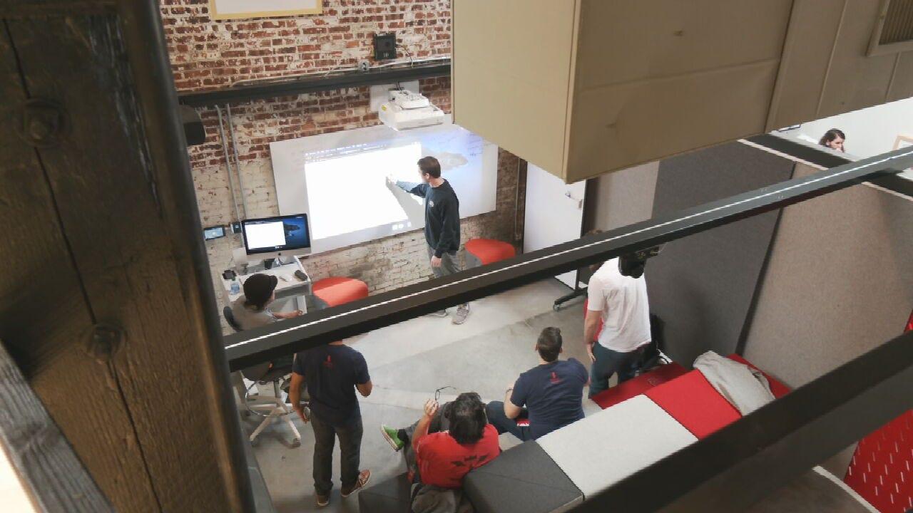 Software Engineering School Holberton Opens In Tulsa Arts District