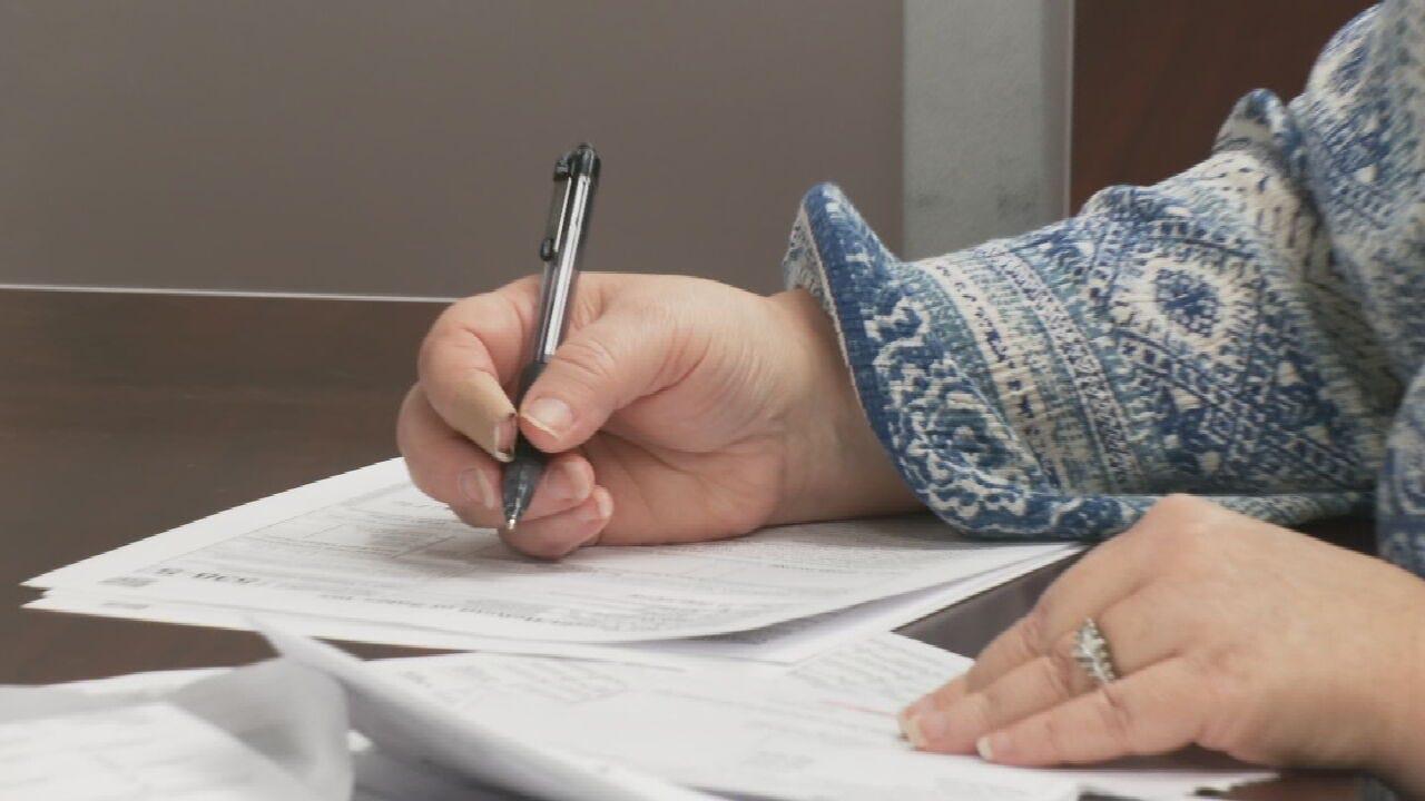 Tulsa Non-Profit Offering Free Tax Service For Seniors