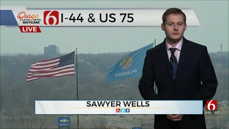 Sunday Evening Forecast With Sawyer Wells
