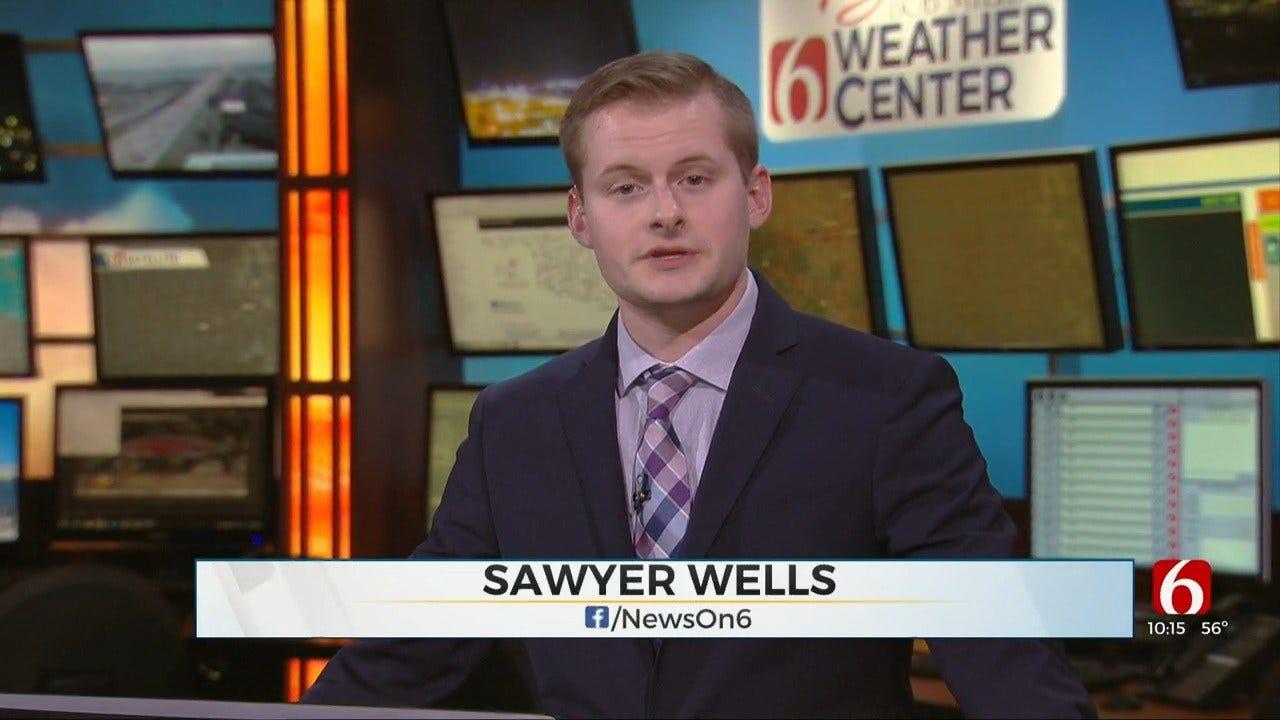 Sunday Forecast With Sawyer Wells