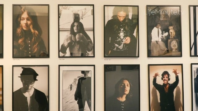 Iconic French Fashion Designer, agnés b. Celebrates the 40th Anniversary of Her Iconic Snap Cardigan with NYC Photography Exhibit