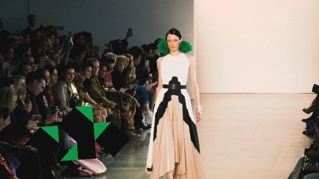 Bibhu Mohapatra's Fall 2020 Collection Celebrates the Modern Indian Woman at NYFW