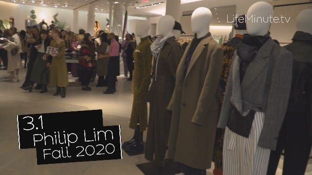 American Designer, Phillip Lim, Takes His Show on the Road for NYFW 2020