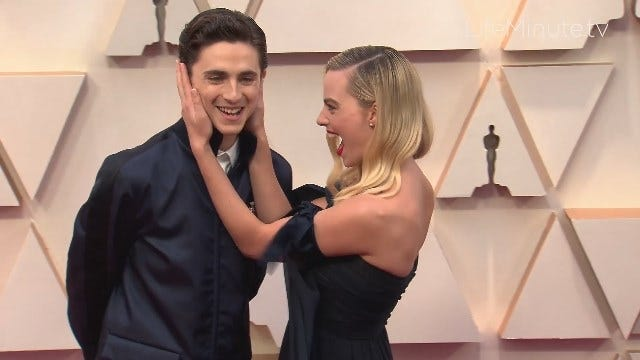 Oscars 2020 Red Carpet Moments