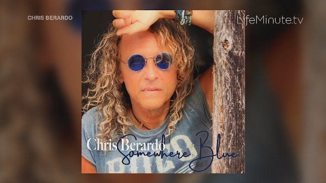 Rocker Chris Berardo is Back with New Music