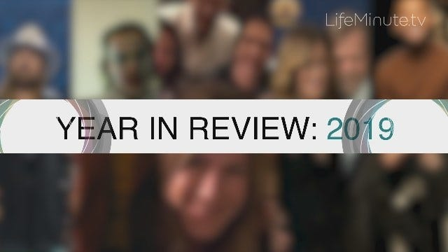 LifeMinute Year in Review: 2019 Record Makers and Rule Breakers