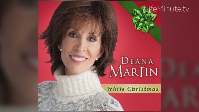 """Deana Martin Shares Memories of Dad, Dean Martin and Thoughts on the Controversy Over """"Baby, It's Cold Outside"""""""