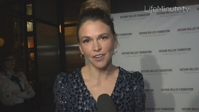Sutton Foster on Latest Roles, Relaxing and How She Supports Daughter Following in Her Footsteps