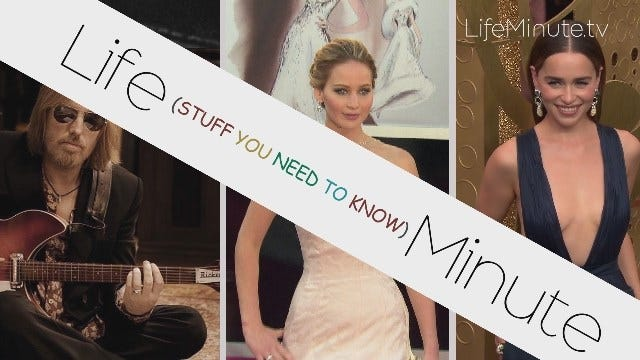 Life (stuff you need to know) Minute: Jennifer Lawrence Gets Married, New Music from Kanye, Selena and Neil Young
