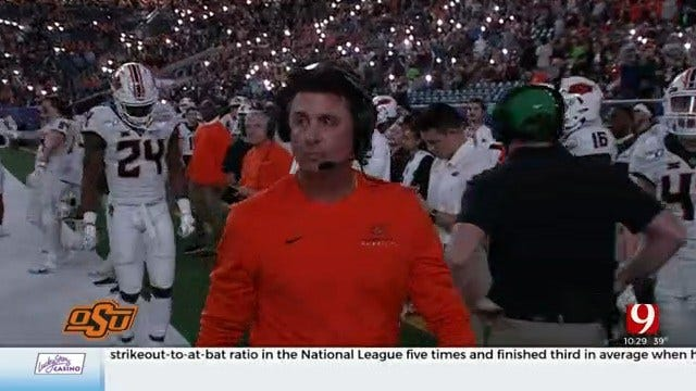 Dean And John Have Their Reactions To Mike Gundy, Lincoln Riley And Joe Castiglione's Thoughts On Football Season
