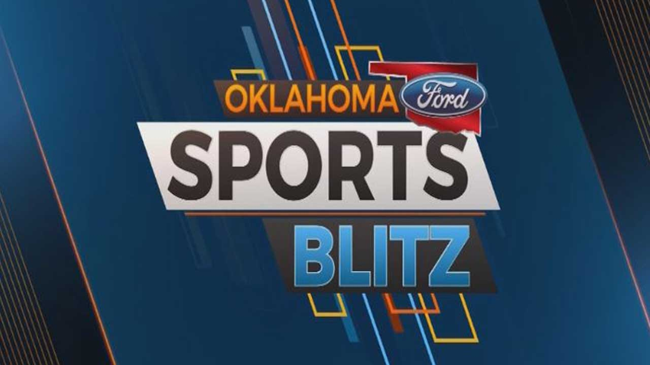 Oklahoma Ford Sports Blitz: April 19