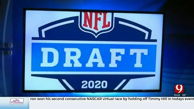 Dusty Dvoracek Joins The Blitz As The Guys Preview The NFL Draft