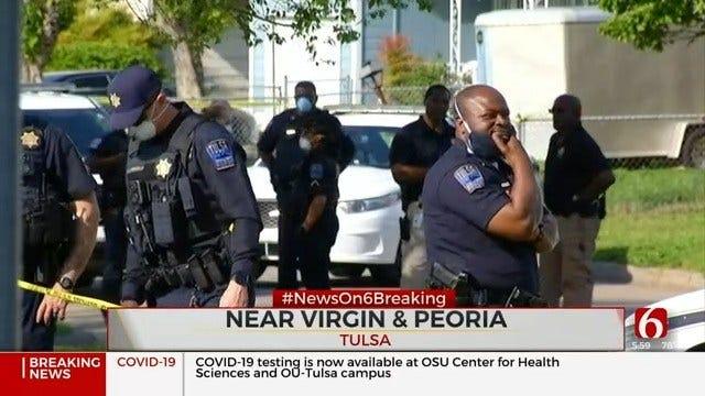 Tulsa Police: Domestic Fight Leaves 1 Dead