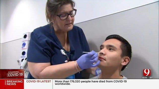 OU Med Doctor Explains Loss Of Smell As Coronavirus Symptom