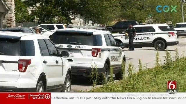 Tulsa Police Investigating Homicide