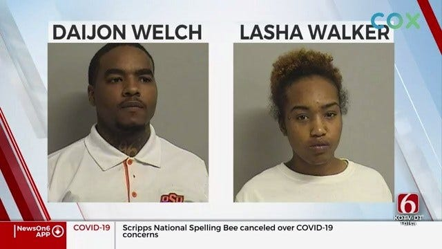 UPDATE: 2 Arrested In Deadly Shooting At Tulsa Motel