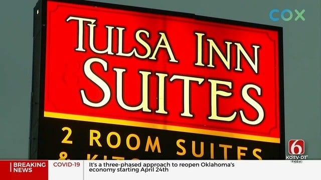 2 Arrested In Deadly Shooting At Tulsa Motel