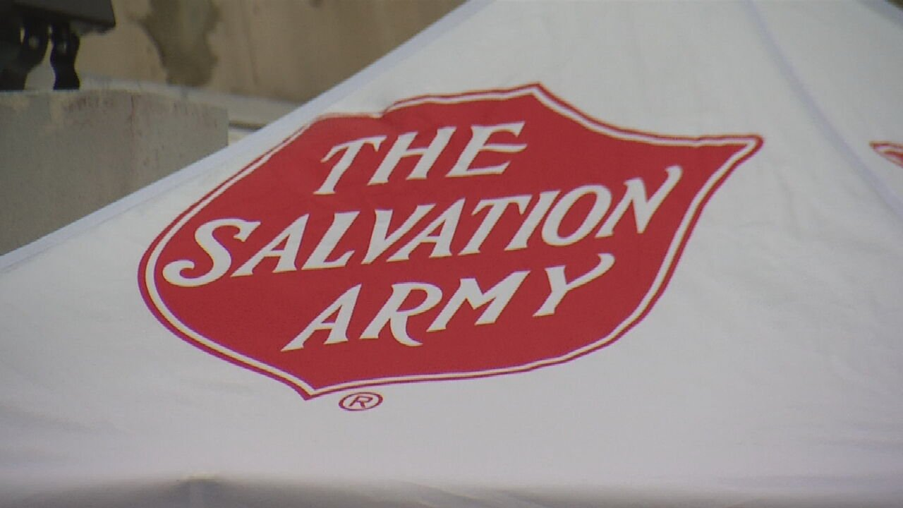 Salvation Army Daycare for Front line Workers