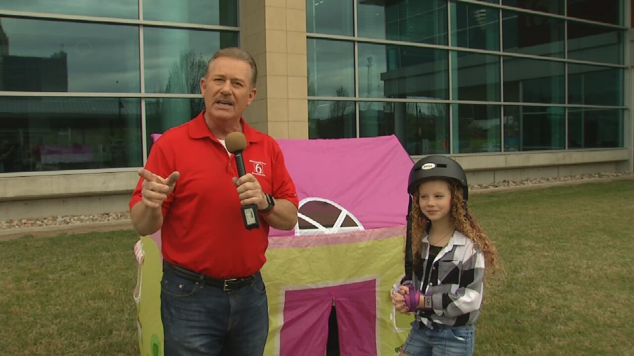 Trav's Wild Weather Camp Goes Virtual During Distance Learning
