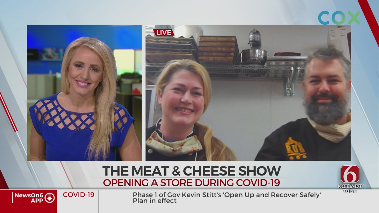 Coming Soon: The Meat & Cheese Show