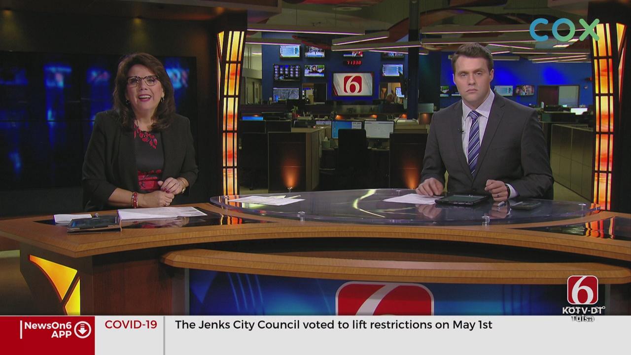 WATCH: TPS Superintendent Discusses Coronavirus Impact And Future Plans