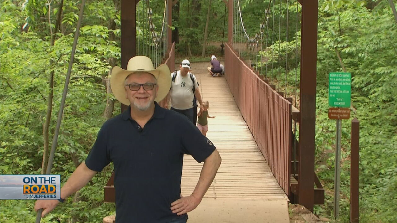 On The Road With Jim Jefferies: Ray Harral Park In Broken Arrow