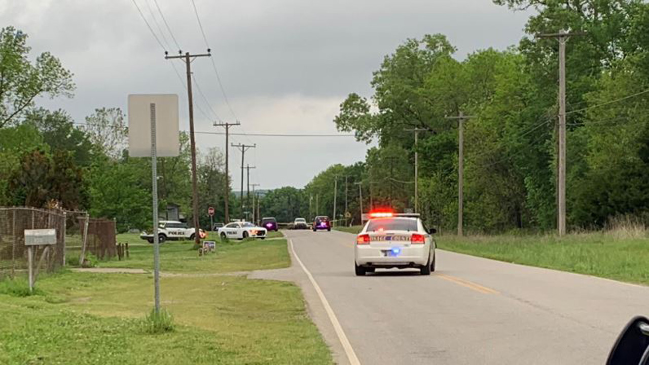 Update: Osage County Deputy Run Over By Chase Suspect, Suspect In Custody