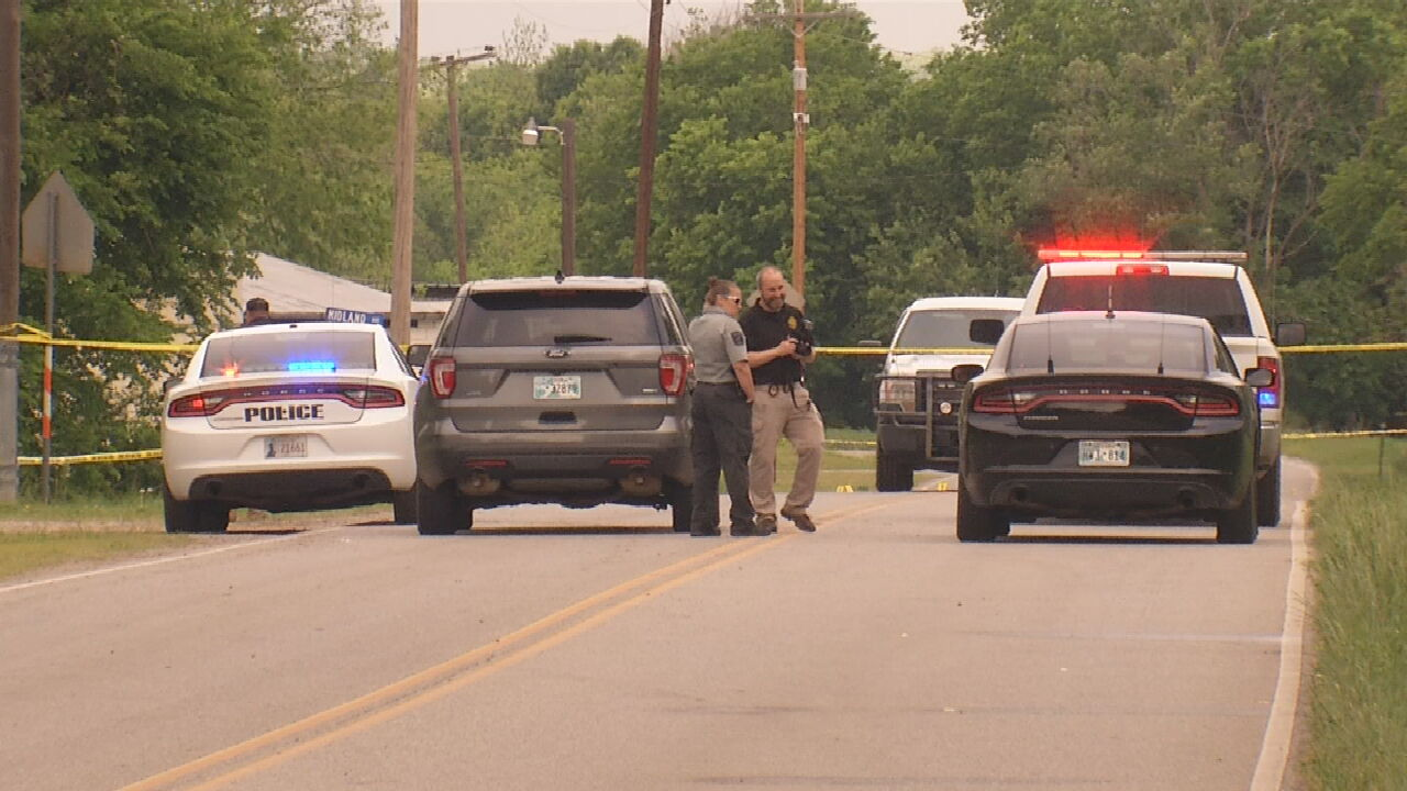Osage County Deputy Run Over By Chase Suspect, Suspect In Custody