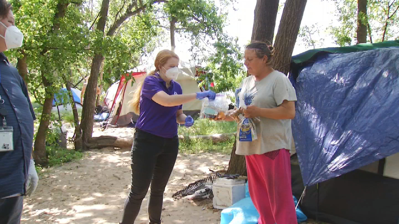 Homeless Outreach Programs Working To Provide During COVID-19