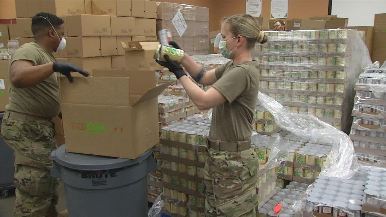 Tulsa Christian Businessmen Donate $5,000 To Community Food Bank Of Eastern Oklahoma