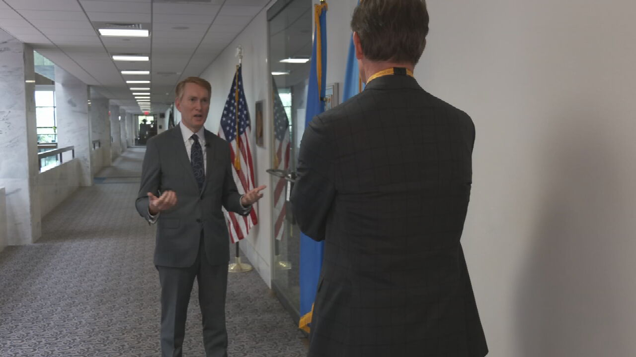 Sen. Lankford Makes Aid For Non-Profit Companies A Priority During Pandemic