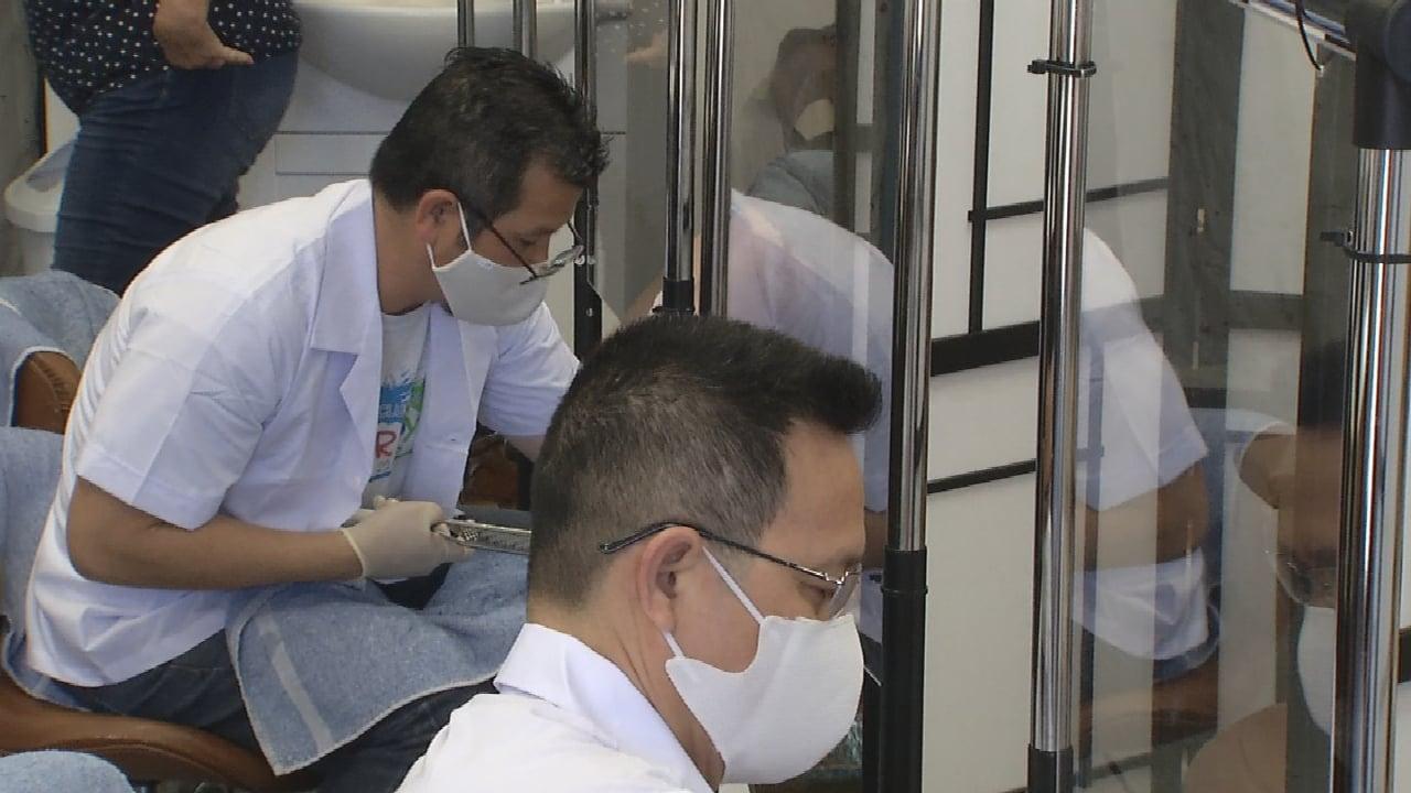 Cushing Nail Salon Works To Make Customers Feel Safe Upon Reopening