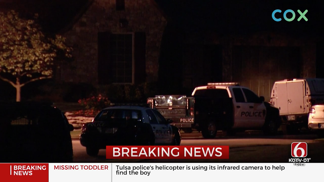 Broken Arrow Police Investigate Overnight Murder-Suicide
