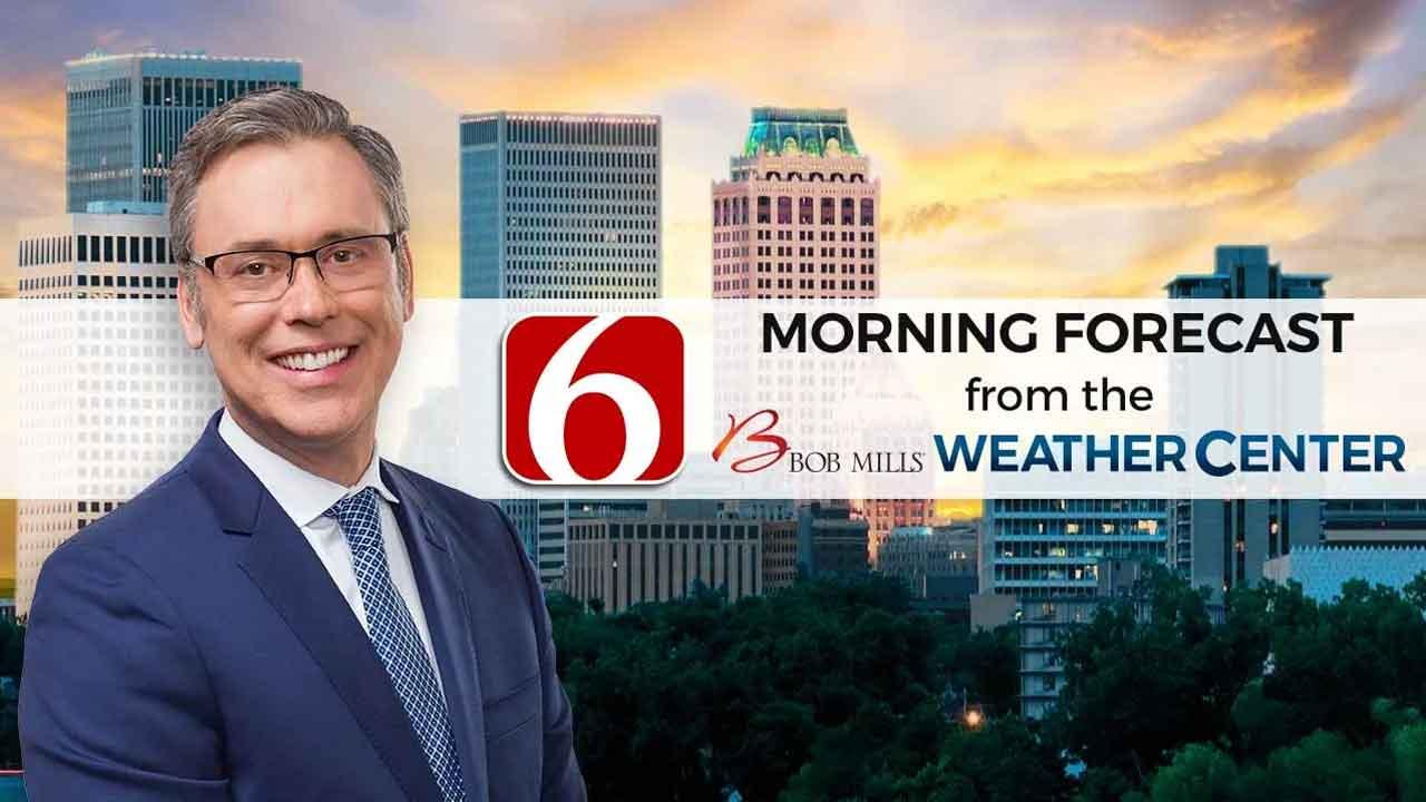 Friday Morning Forecast Alan Crone