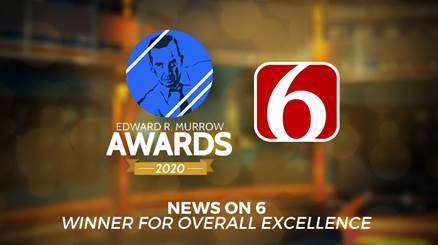 News On 6 Wins Regional Murrow Award For Overall Excellence