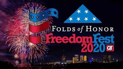 Folds of Honor FreedomFest Postponed