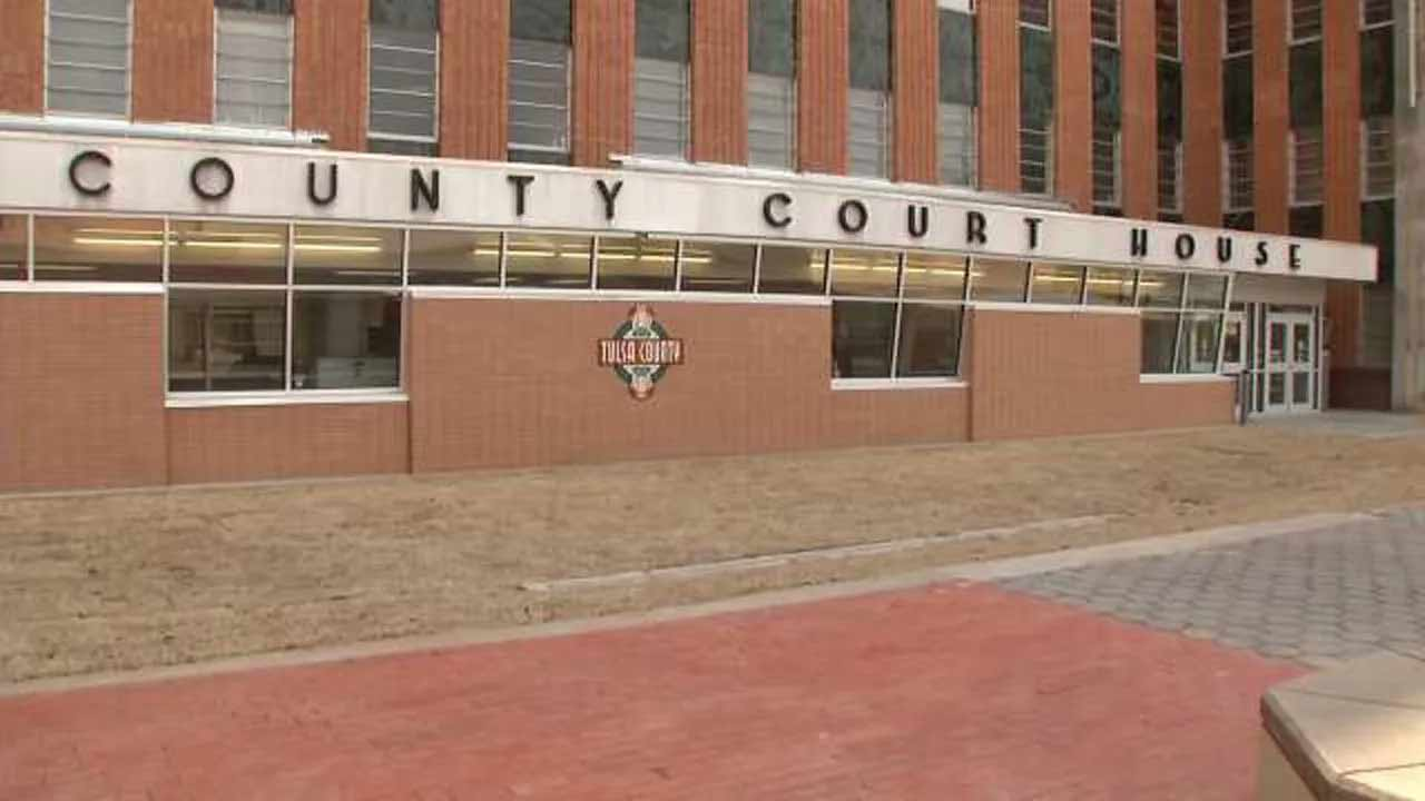 Tulsa County Courthouse Puts New Safety Procedures In Place