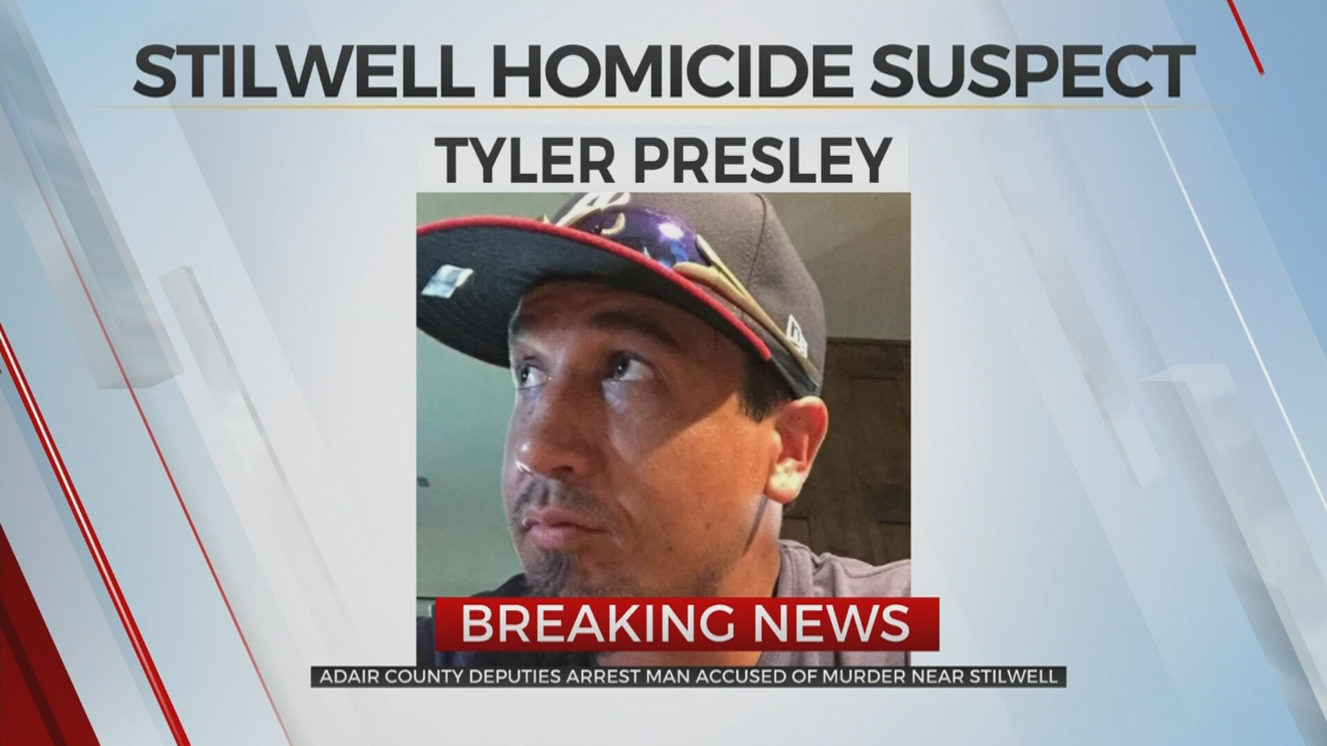 Adair Co. Sheriff: Suspect Arrested After Stilwell Homicide